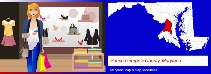 Vintage clothing stores in maryland